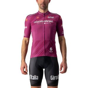 Castelli Giro d'Italia 104 Competizione Maillot Manga Corta Hombre, rosa rosa