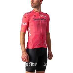 Castelli Giro d'Italia 104 Competizione Lyhythihainen Paita Miehet, vaaleanpunainen vaaleanpunainen