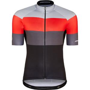 Red Cycling Products Colour Kortärmad Cykeltröja Herr svart/röd svart/röd