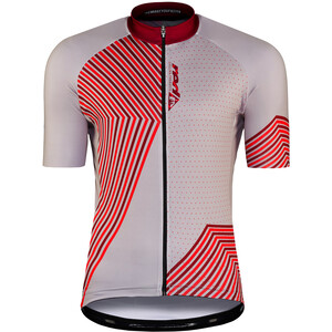 Red Cycling Products Mountain SS Jersey Men, blanc/rouge blanc/rouge