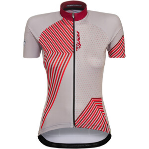 Red Cycling Products Mountain SS Jersey Women, blanc/rouge blanc/rouge