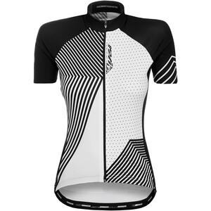 Red Cycling Products Mountain Kurzarm Trikot Damen weiß/schwarz weiß/schwarz