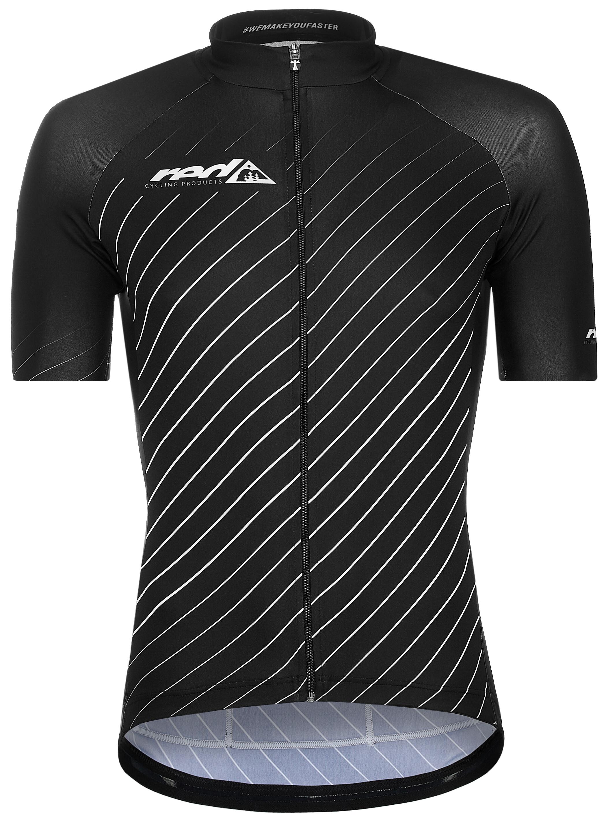 Sportful R /& D ultra léger à manches courtes pour homme maillot de cyclisme-Noir
