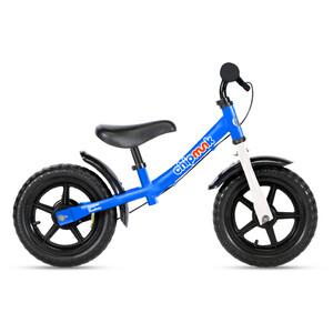 "RoyalBaby ChipMunk Stahl Lernlaufrad 12"" Kinder blau blau"