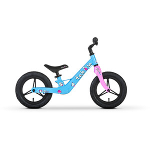 "TABOU Mini Run Magnesium Balanscykel 12"" Barn blå/pink blå/pink"
