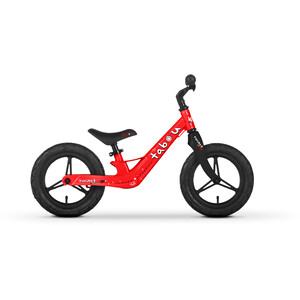 "TABOU Rocket Run Bicicleta sin Pedales Magnesio 12"" Niños, rojo/negro rojo/negro"