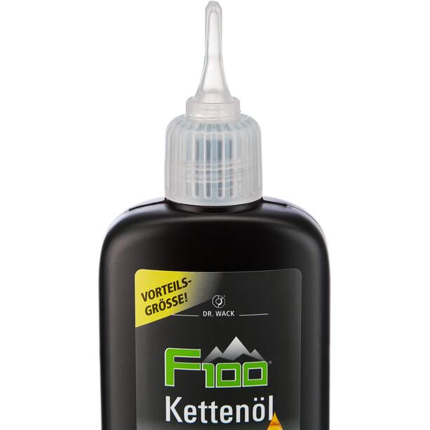 F100 Kædeolie 100 ml dråbeflaske