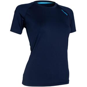 Salming Sandviken Kurzarmshirt Damen blau blau