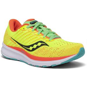 saucony Ride 13 Schuhe Damen gelb gelb