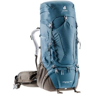 deuter Aircontact Pro 55+15 SL Backpack Women blå/brun blå/brun