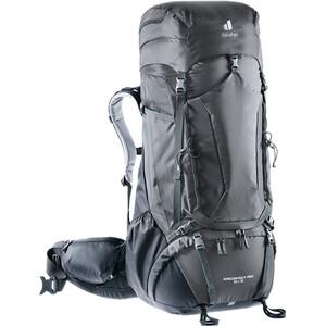 deuter Aircontact Pro 70+15 Backpack grå/svart grå/svart