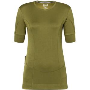 super.natural Grava Maglietta Donna, verde oliva verde oliva
