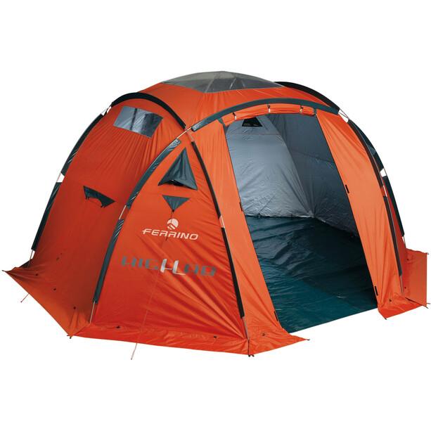 Ferrino Campo Base Zelt orange