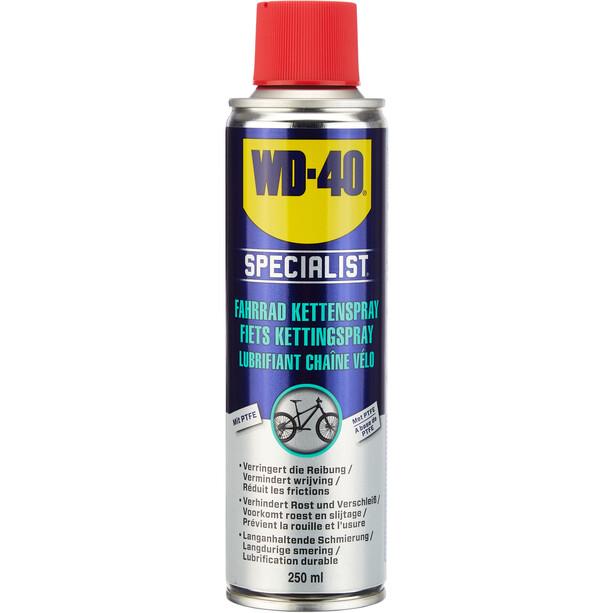 WD-40 Specialist Bike Chain Lube Spray 250ml