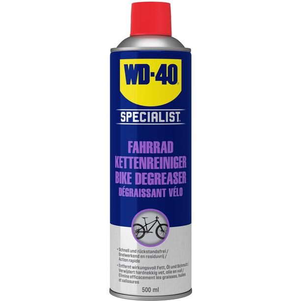 WD-40 Specialist Bike kjederenser 500 ml