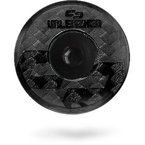 UNLEAZHED Unloose CF01 Carbon Top Cap schwarz schwarz