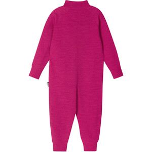 Reima Parvin Overall Kids cranberry pink cranberry pink