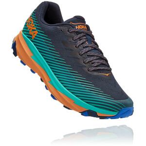 Hoka One One Torrent 2 Running Shoes Men, bleu/vert bleu/vert