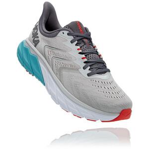 Hoka One One Arahi 5 Shoes Men, gris gris