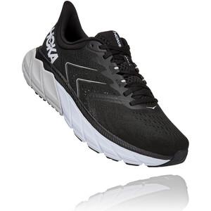 Hoka One One Arahi 5 Wide Schuhe Herren schwarz/weiß schwarz/weiß