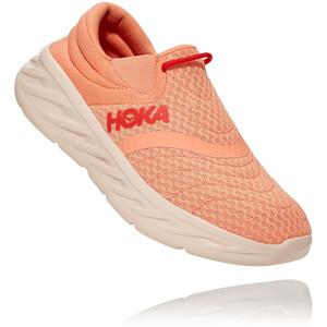 Hoka One One Ora Recovery 2 Slides Damen orange orange