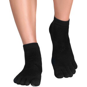 Knitido MTS Tornado Running Socks, noir noir