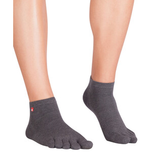 Knitido Ultralite Fresh Running Socks anthrazit anthrazit