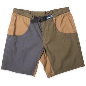 KAVU Chilli Lite Shorts Men brun/grå brun/grå