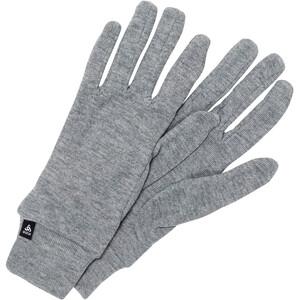 Odlo Active Warm Plus Gloves, gris gris