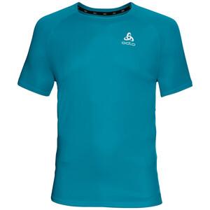 Odlo Essential Rundhals Kurzarm T-Shirt Herren blau blau