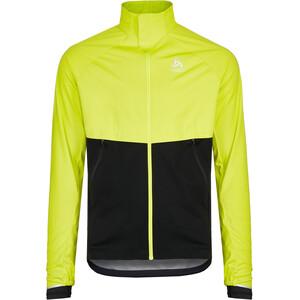 Odlo Zeroweight Pro Warm Jacke Herren grün/schwarz grün/schwarz