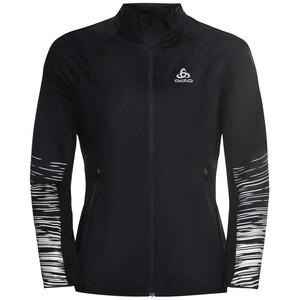 Odlo Zeroweight Pro Warm Reflect Jacke Damen schwarz schwarz