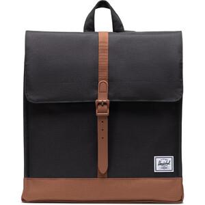 Herschel City Mid-Volume Backpack, zwart zwart