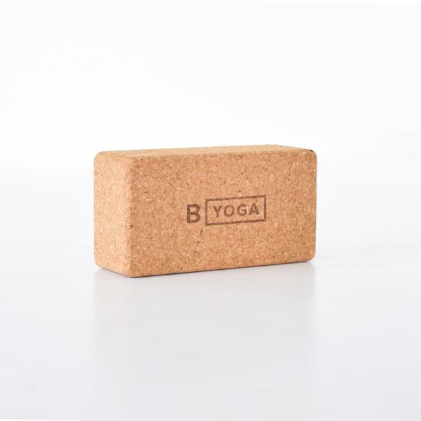 B Yoga B BLOCK 3 8cm, ruskea
