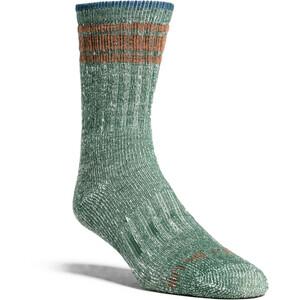 United By Blue Softhemp Trail Socks, Oliva Oliva