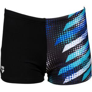 arena Lasers Shorts Boys, musta/monivärinen musta/monivärinen