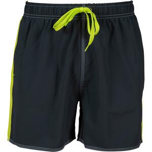 arena Fundamentals Bicolor Boxershort Herren schwarz/grün schwarz/grün