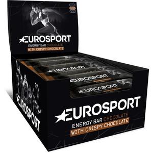 Eurosport nutrition Energy Bar Box 20 x 45g, Chocolate