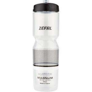 Zefal Magnum Drinking Bottle 1000ml, transparent transparent