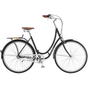Viva Bikes Emilia Classic Women grey/green grey/green