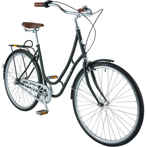 Viva Bikes Juliett Entry Dam grå grå