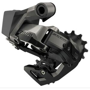 SRAM Rival eTap AXS D1 Rear Derailleur 12-speed Medium Cage, noir noir