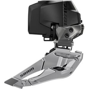 SRAM Rival Wide eTap AXS D1 Umwerfer Anlöt silber/schwarz silber/schwarz
