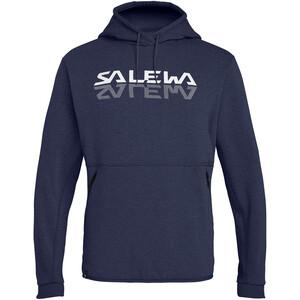 SALEWA Reflection 2 Dry Capuchon Trui Heren, blauw blauw