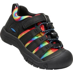 Keen Newport Shoes Kids, noir/Multicolore noir/Multicolore