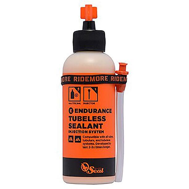 Orange Seal Endurance Dækforsegling med injektionssystem 118 ml