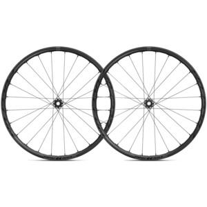"""Fulcrum Rapid Red 3 DB Gravel Wheel Set 28"""" 12x100/12x142mm HG 8-11-speed Disc TLR, noir noir"""