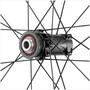 """Fulcrum Wind 40 DB Road Laufradsatz 28"""" 12x100/12x142mm XDR 11/12-fach Disc CL Drahtreifen TL schwarz"""