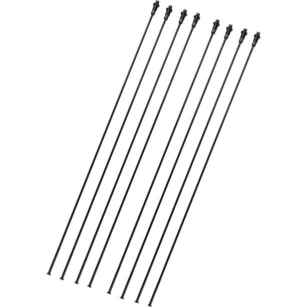 Fulcrum Speichensatz 8 Stück für Red Zone 5 inkl. Speichennippel 283mm schwarz