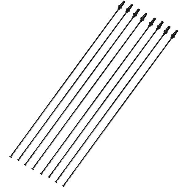 Fulcrum Speichensatz 8 Stück für Red Zone 5 inkl. Speichennippel 286mm schwarz